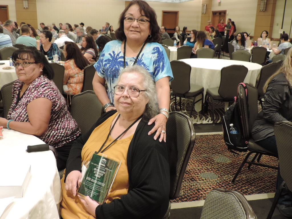 Outstanding Attorney (Rural) - Navajo Nation Public Defender Attorney Rosa Maria Cortez